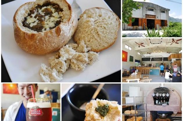 台東東河美食 麵包與巧克力倉庫 酸麵糰手工麵包~深藏隆昌老倉庫的麵包甜點