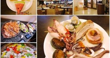 礁溪泡湯美食 川湯春天溫泉飯店 晚餐Buffet~九孔小卷海鮮吃到飽,泡湯度假好享受