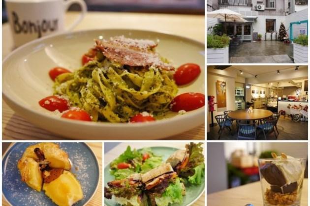 信義安和站美食 10 Square Café 早午餐/下午茶 包場辦活動好地方~療癒可愛咖啡館 免費wifi/插座/不限時