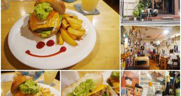 沖繩國際通美食 Zooton's 美式漢堡~酪梨與多汁漢堡肉豪邁大口咬