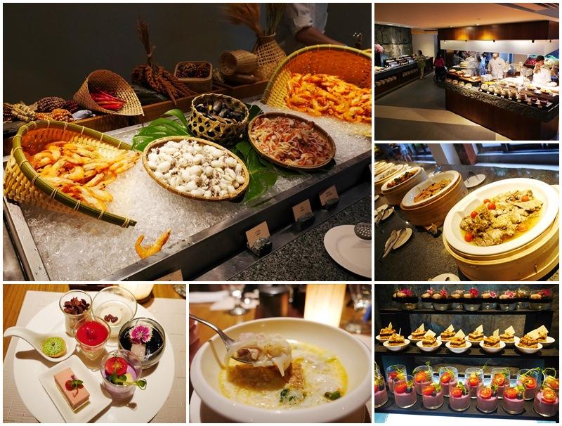花蓮太魯閣晶英酒店 晚餐/早餐 Buffet~牛排,法式蛋捲,精緻甜點吃到飽 - 阿一一之食意旅遊
