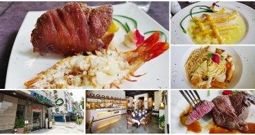 捷運士林站美食 天母盛鑫(天母中山店) 德國豬腳+沙拉吧吃到飽~士林老牌西餐廳,聚餐好選擇