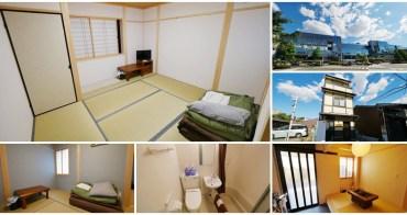 京都平價住宿 鴨屋旅館 日式客房~三十三間堂旁,便宜舒適又溫暖