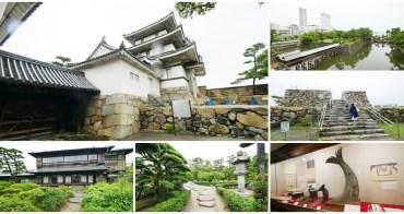 高松景點 玉藻公園(高松城)+披雲閣~日本三大水城,日式庭園好好拍