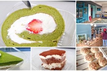 北海岸三芝甜點 對味生活 抹茶蛋糕/提拉米蘇 下午茶~秘境咖啡館新分店