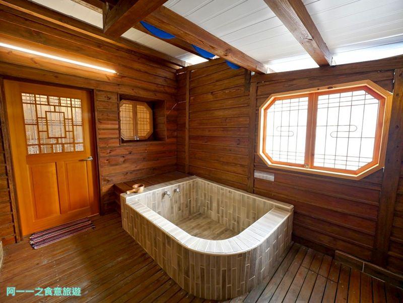 北投溫泉泡湯推薦 麗之湯溫泉會館~便宜住宿休息。日式風個人湯屋 - 阿一一之食意旅遊