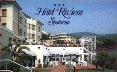 ALBERGO HOTEL RIVIERA  Via Berninzoni 24  17028 Spotorno SV442282684182  PagineBianche