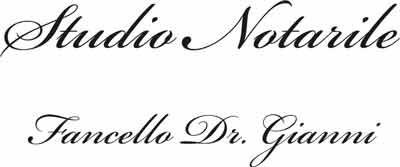 STUDIO NOTARILE FANCELLO  Corso Umberto I 112  08015 Macomer NU4026547877906  PagineBianche