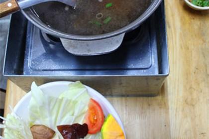 [台南]俗又大碗 平價大滿足 福味石頭火鍋