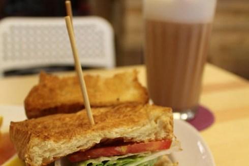 [台南]活力的一天就是要吃早餐 倉庫早頓