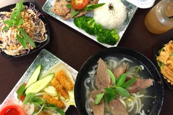[台南]平價創意越南小吃 豬鼻子越式創意美食