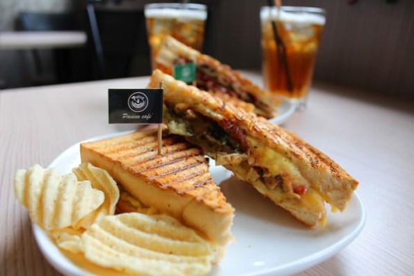 [台南]中西 好吃的帕里尼專賣店 帕里諾咖啡 PANINO CAFE'