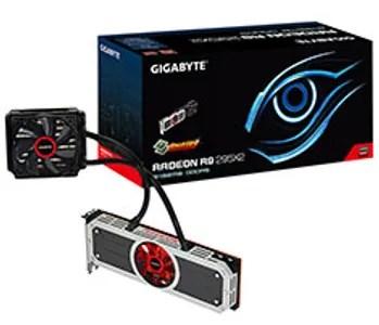 Buy Gigabyte Radeon R9 295X2 8GB [GV-R9295X2-8GD-B]   PC Case Gear Australia