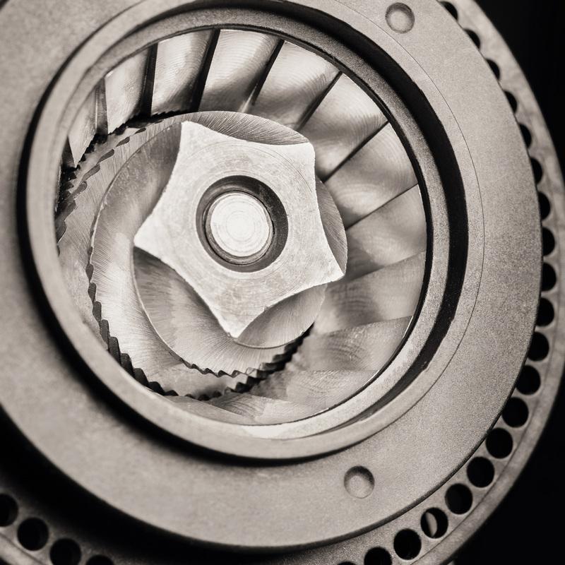Krups EA82FB Cafetera Espresso Automtica Quattro Force Plata
