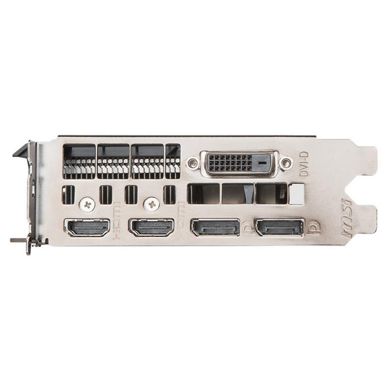 MSI GeForce GTX 1060 AERO ITX 6G OC 6GB GDDR5