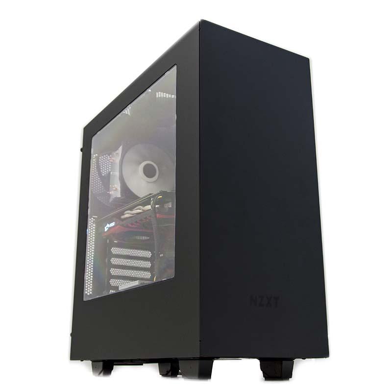 PcCom Silver Intel Core i5-7400/8GB/1TB HDD/120GB SSD/GTX1060 3GB