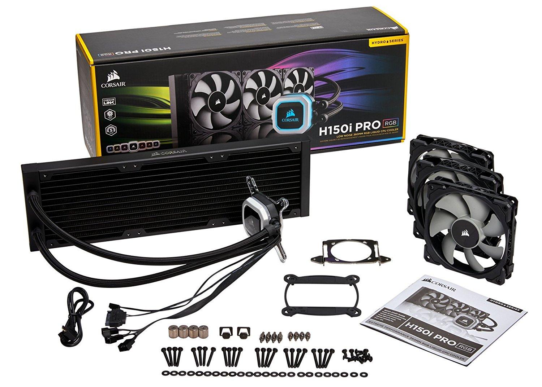 Corsair Hydro Series H150i Pro | PcComponentes.com