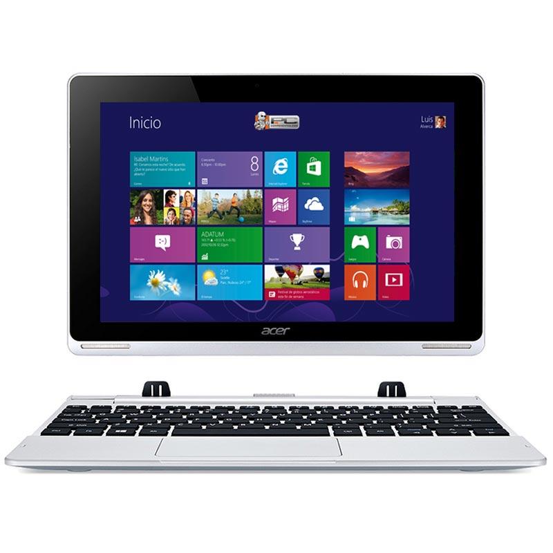 Acer Aspire Switch 10 SW5-012 64GB Gris  PcComponentes
