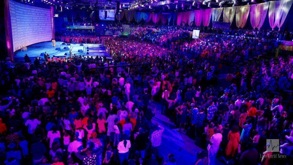 Loveworld Convocation Arena