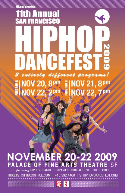 11th Annual San Francisco Hip Hop Dancefest