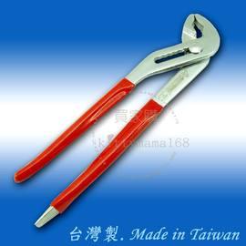 臺灣製ALSTRONG多功能幫浦鯉魚鉗附起子把手~可8段調整,水管鉗