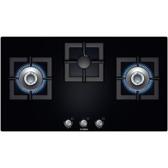 Bosch Kitchen Set Fold Up Table 厨具价格比价推荐 爱逛街台湾代购 新屋厨具 德国bosch 博世ppw916b2tt 嵌入式3口瓦斯炉 精致