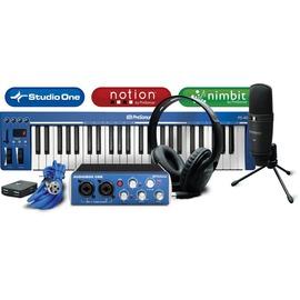 PChome Online 商店街 - 音響世界〉〉音樂館 - 【音響世界】英國Presonus Music Creation Suite 超值豪華音樂製作套裝組合 ...
