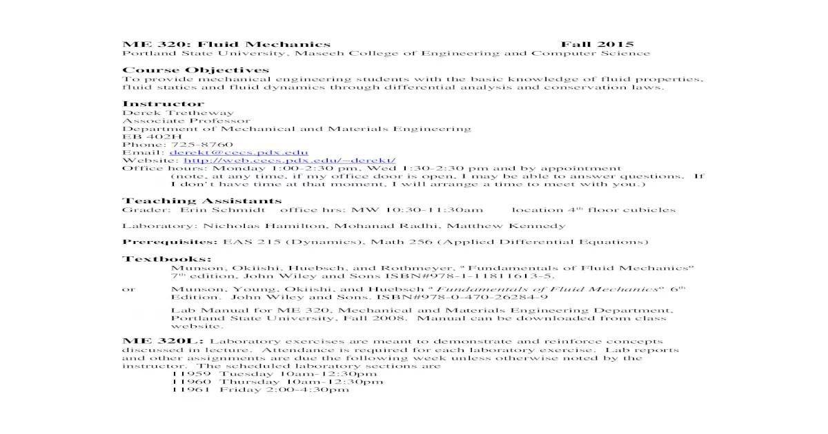 ME 321: Engineering derekt/Classes/ME 320 Fall 2015...Web