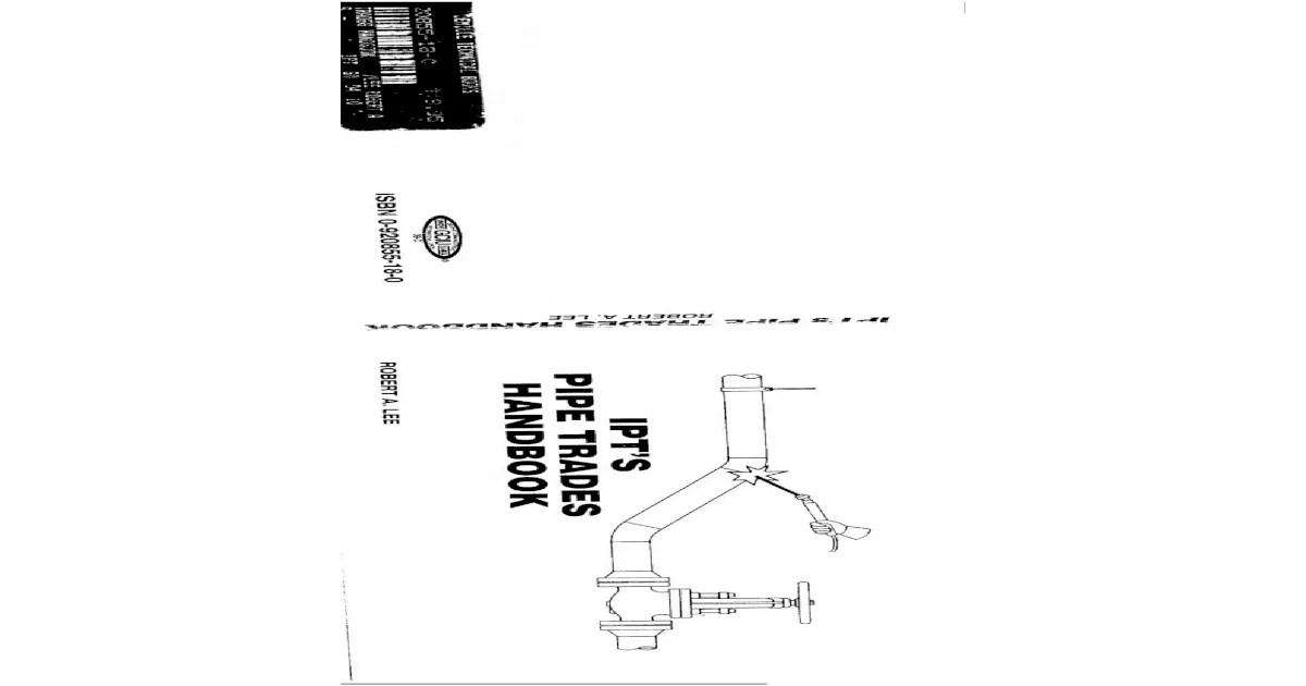 IPT's pipe trades handbook _ Lee (1999).pdf