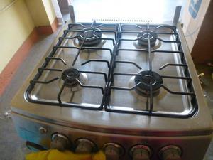 Cocina de 6 hornillas indurama en lima  Posot Class