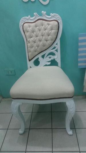 Vendo sillones medallon estilo luis xv  Posot Class