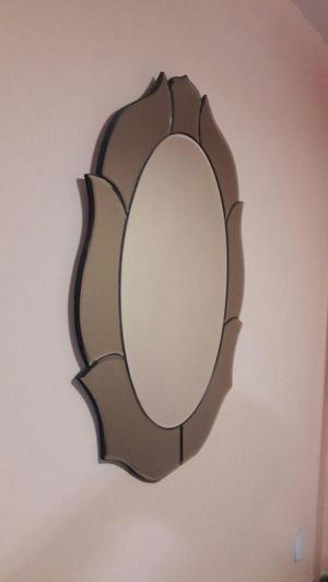 Espejo y cuadros para sala o comedor  Posot Class