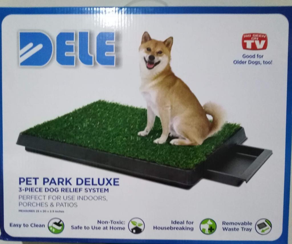 Bao ecolgico para perros pet potty deluxe  Posot Class
