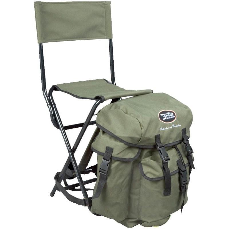 fishing chair rucksack samsonite chairs uk backpack with back specitec rucksackstuhl ii