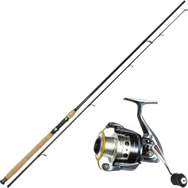 Ensemble truite astucit power trout + coris 6020fd