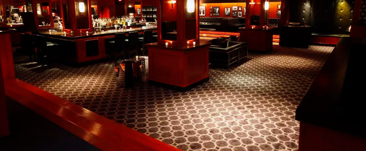1960s Inspired Underground Downtown Bar  Lounge Los