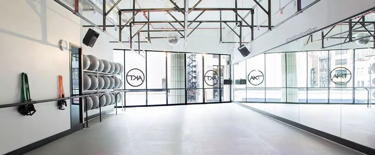 Luxurious Boutique Fitness Studio in NoMad NEW YORK NY