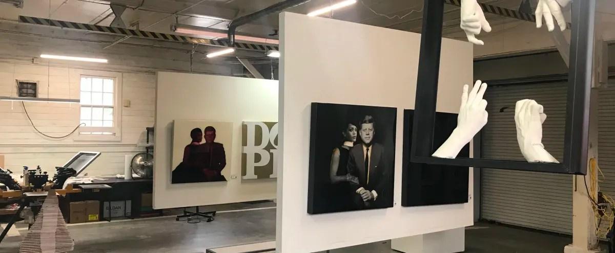 Intimate and Open Art Gallery and Studio Atlanta GA  Event  Peerspace