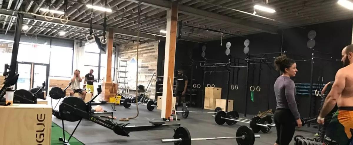 spacious brooklyn gym