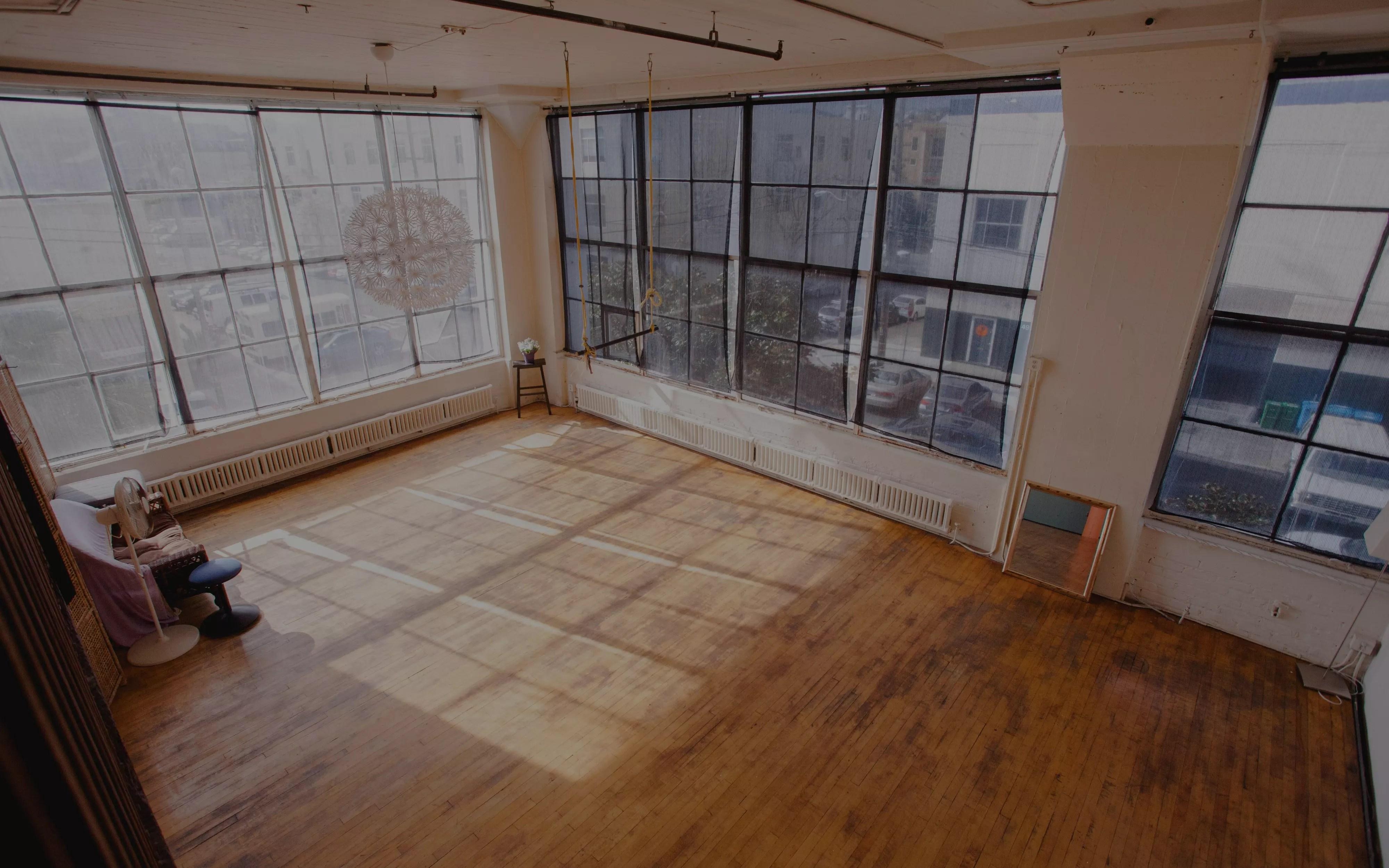 Rent Studio Los Angeles California Binford Lofts At 837