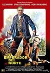 Cartel de la película El emperador del norte