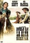 Cartel de la película Duelo en la alta sierra