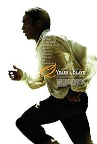 Cartel de la pelicula 12 años de esclavitud