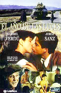 Película Drama Online El Año De Las Luces 1986 Cine Español Gratis