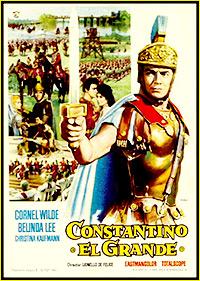 Cartel de la película Constantino el Grande