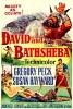 David y Betsabé | 1951