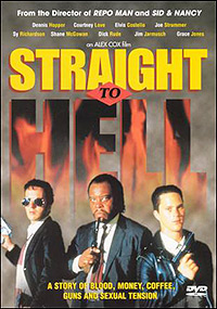 Cartel de la película Straight to Hell