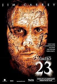 Cartel de la película El número 23