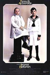 Cartel de la pelicula Fanny y Alexander