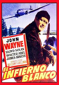 Cartel de la película El infierno blanco